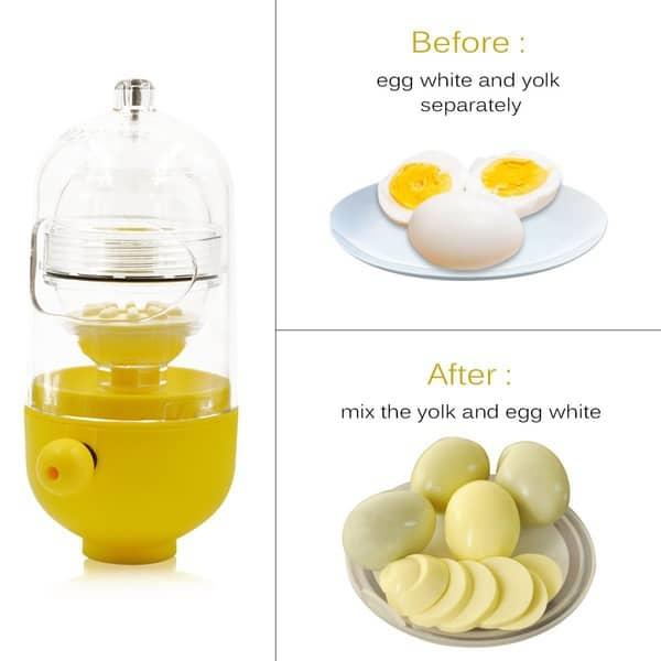 Приспособление для взбивания яиц в скорлупе от Prokitchen