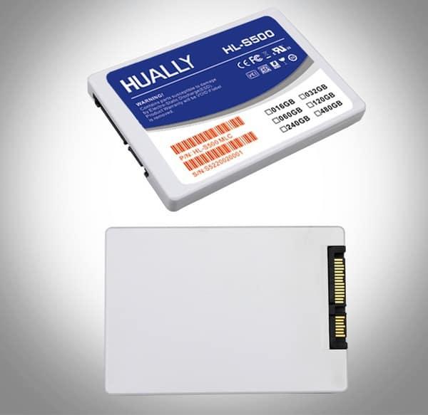 SSD-диски из серии Hually