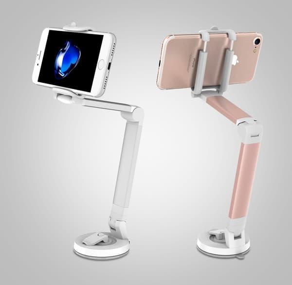 Коленчатый держатель для смартфонов Floveme