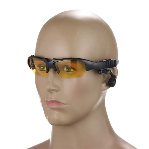 Солнцезащитные очки со встроенной гарнитурой