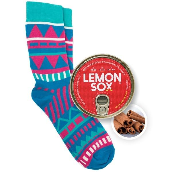 Мужские ароматизированные носки Lemon Sox