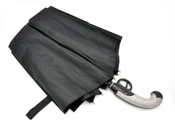 Автоматический зонтик с мушкетной ручкой
