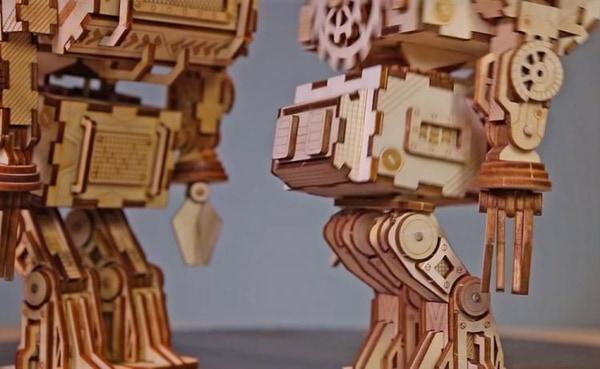 Тверкающий робот Twerkbot9000