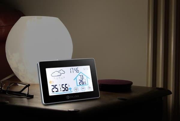 Метеостанция с большим экраном Digoo DG-TH8380