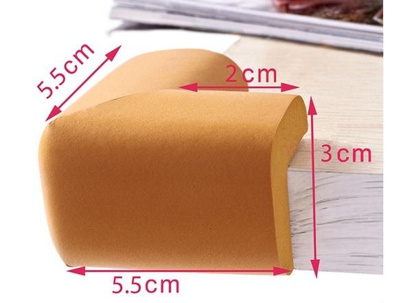 Мягкие уголки на мебель для защиты детей от ушибов