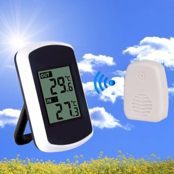 Простой прибор для контроля температуры