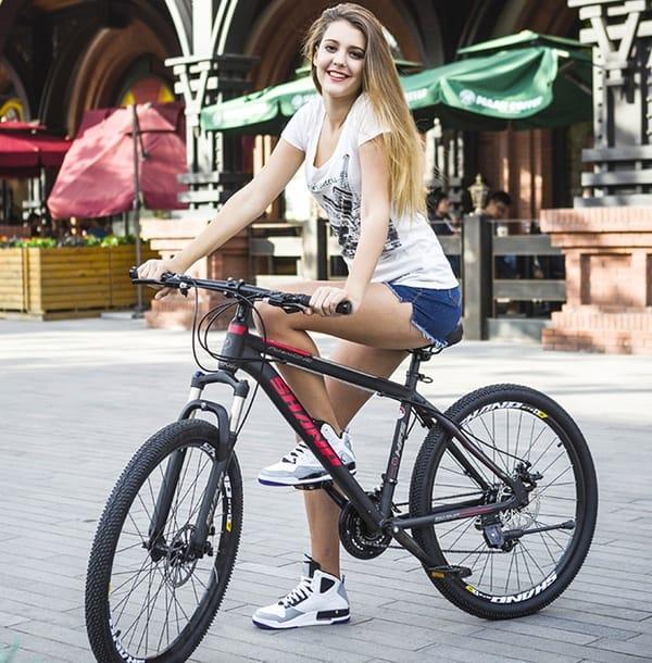 Горный велосипед Shanp