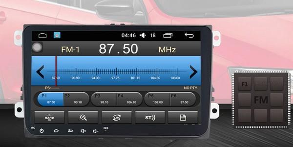 Мультимедийная автомагнитола Playe для VW