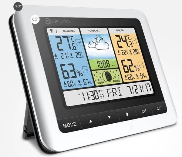 Беспроводная метеостанция для дома Digoo DG-TH8888 Pro