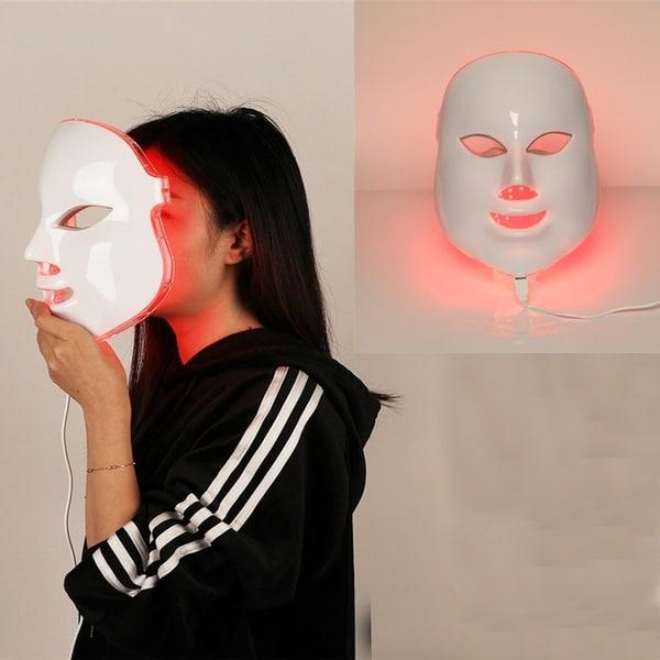 Светотерапевтическая маска для лица