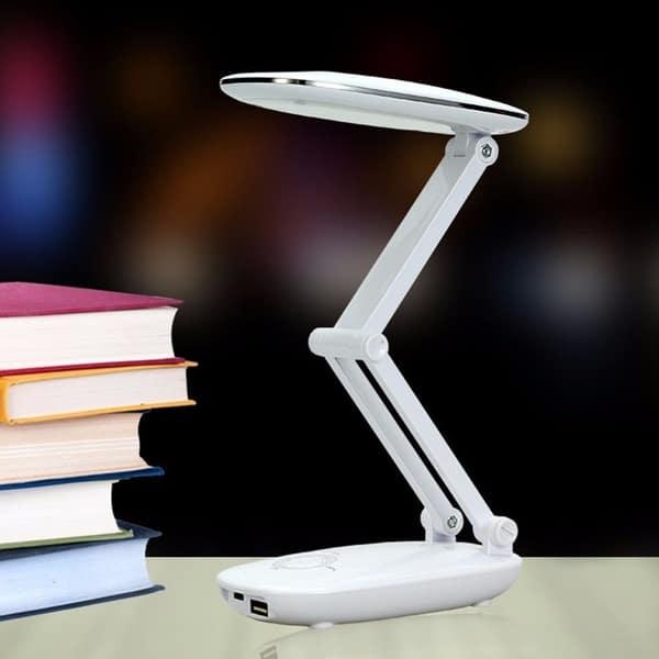 Складная лампа с яблочным логотипом