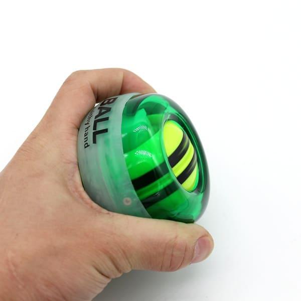 Гироскопический мячик для разработки запястий