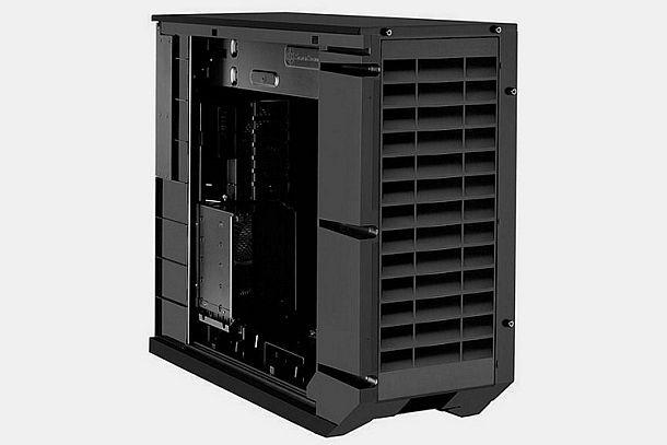 Пыленепроницаемый системный блокSilverStone Mammoth Series MM01