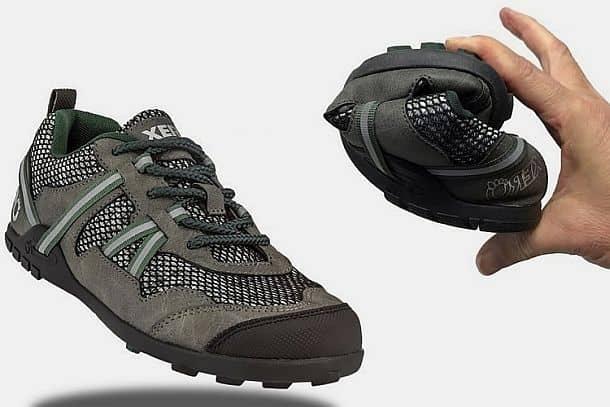 Беговые кроссовки Xero Terraflex