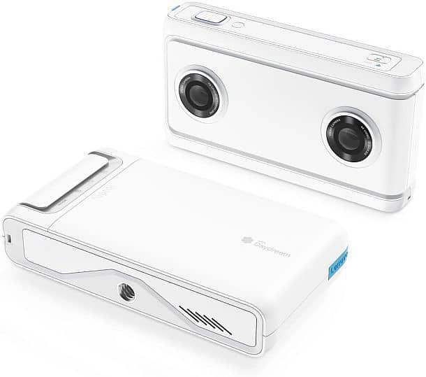Фотоаппарат для съемок VR Lenovo Mirage