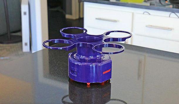 Робот для пиво-понга