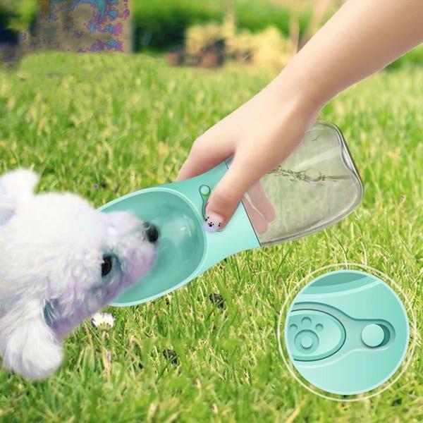 Портативная поилка для собак