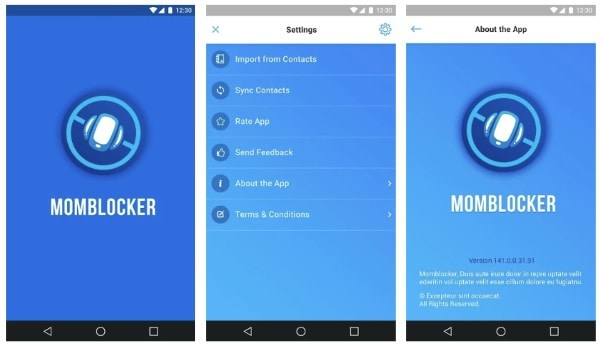 MomBlocker - приложение для защиты от ошибочно отправленных SMS