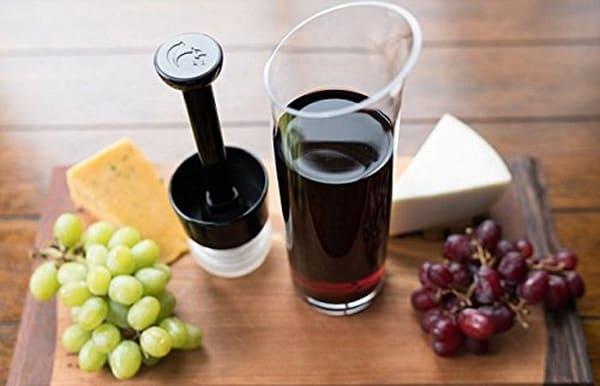 Герметичный декантер для вина