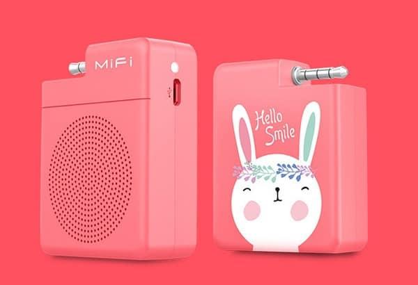 Портативный динамик для смартфонов MiFi