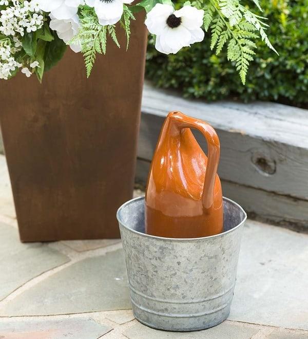 Вакуумная лейка из керамики