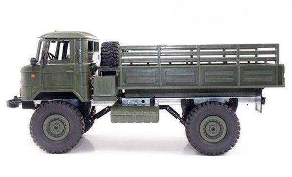 Дистанционно управляемая модель ГАЗ-66