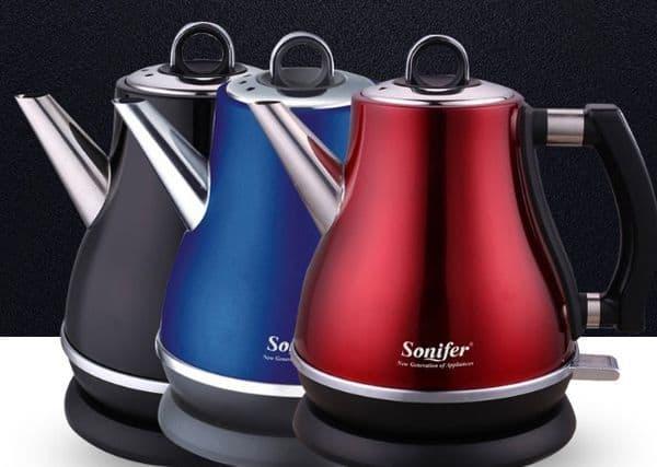 Чайник в винтажном стиле Sonifer