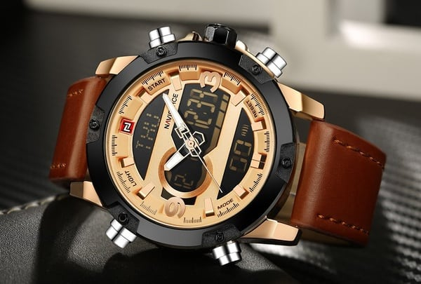 Надёжные часы Naviforce