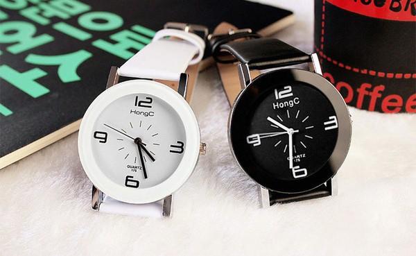 Контрастные часы Yazole