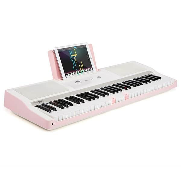 Электропианино с подсветкой клавиш