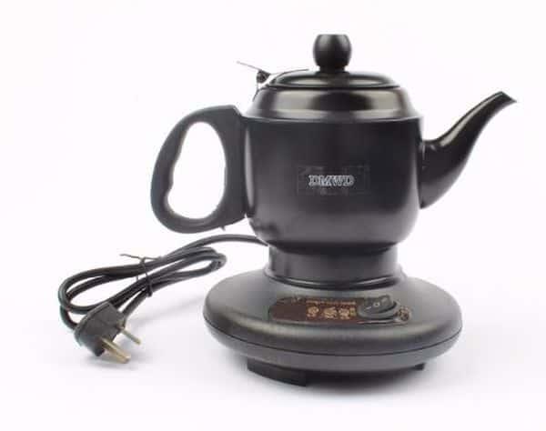Компактный чайник в восточном стиле