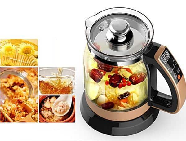 Заварочный чайник с цифровым управлением Vosoco