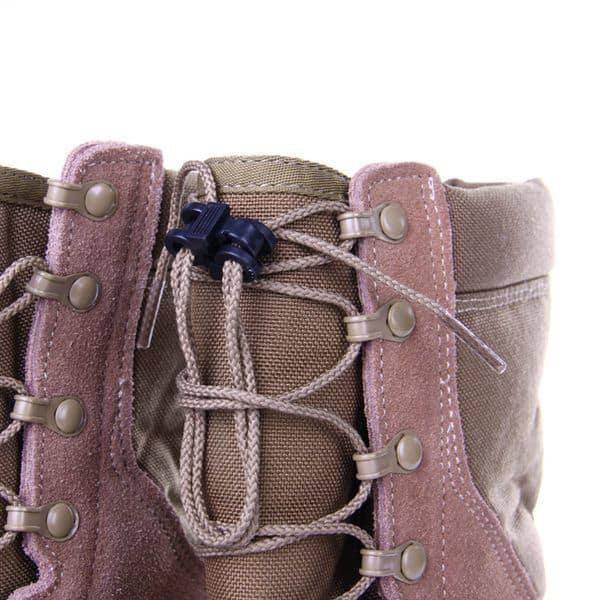 Пряжка-фиксатор для шнурков