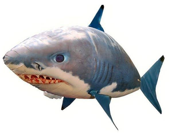 Воздухоплавающая акула