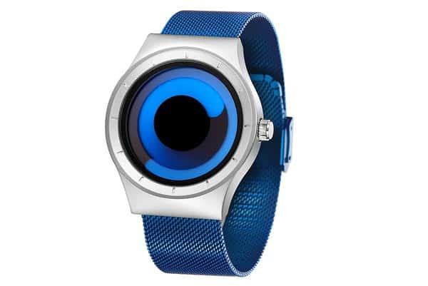 Часы с цветовой индикацией времени SINOBI