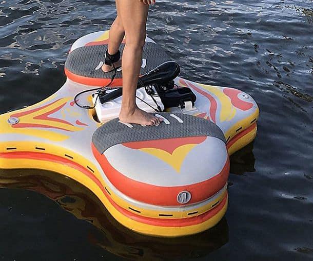 Надувная моторизованная доска-водоступ WaterBlade