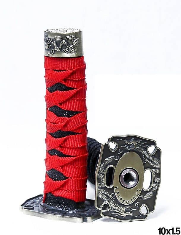 Рукоятка переключения скоростей в виде меча Катана Katana Shift Knob