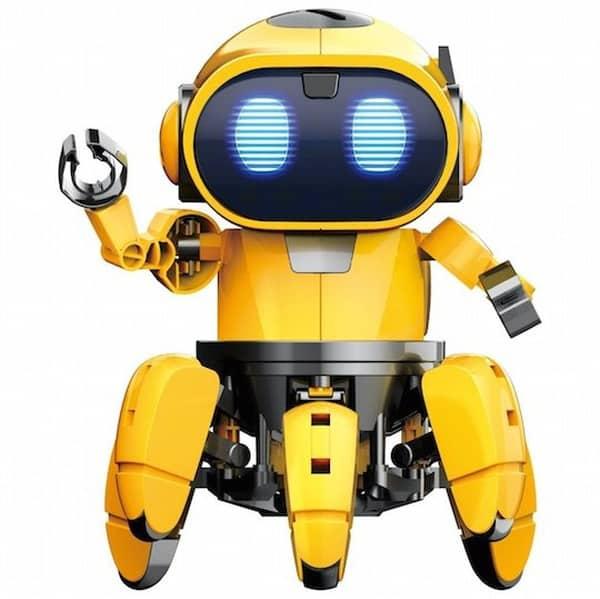 Сборный робот-многоножка и инфракрасным радаром Elekit