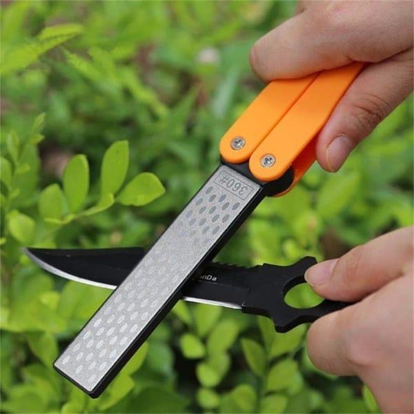 Портативная точилка для ножей