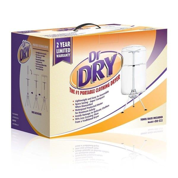 Компактная сушилка для одежды Dr. Dry