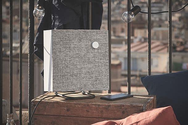 Аудиоколонка Eneby от Ikea