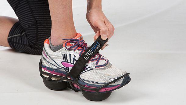 Насадки на кроссовки для тренировки равновесия StepRight