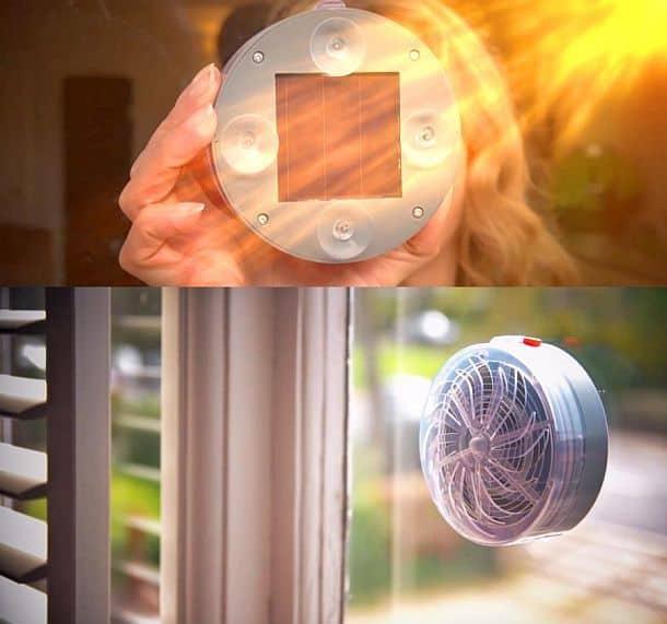 Антимоскитное устройство на солнечных батарейках Buzzkill