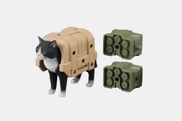 """Игрушка-конструктор """"Кошка во всеоружии"""""""