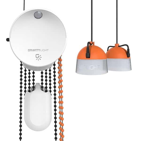 Гравитационная лампа Gravity Lamp