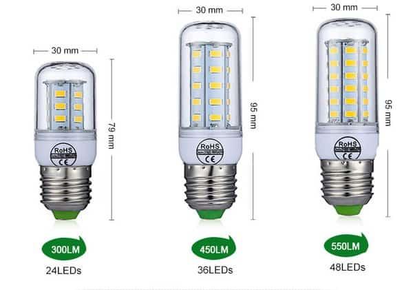 20 необыкновенных лампочек с Aliexpress