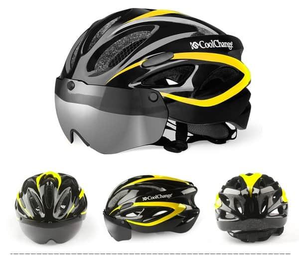 Шлем со встроенным светофильтром