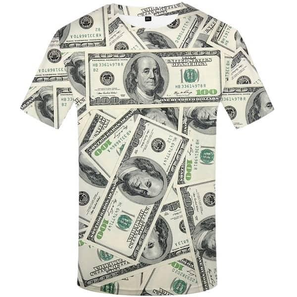 Долларовая футболка