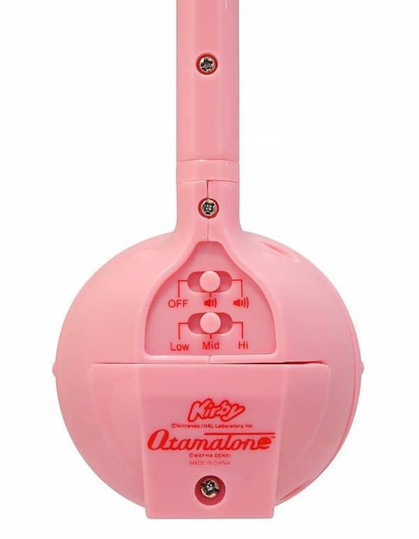 Музыкальная игрушка Otamatone Kirby