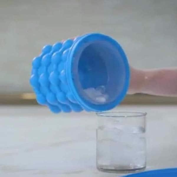 Многофункциональный контейнер для приготовления льда